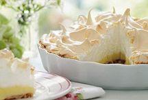 Lemon meringue easy
