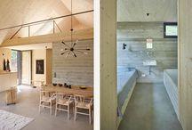 mezzanine + attic
