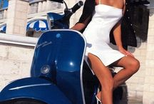 vespa fashion style / vespa fashion