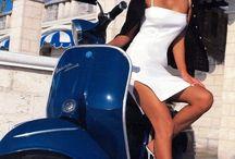 vespa fashion style / vespa fashion