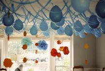 Kid's Birthday Ideas / by Heather Williams