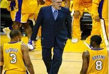 LOS ANGELES LAKERS / by Vira Embrey