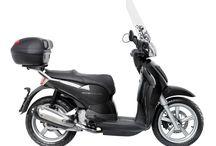 Scooter / Aprilia, Piaggio