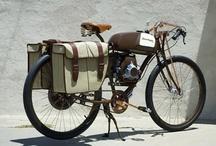 retro bike / by Beata Ce