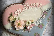 dekoracja ciastek i pierników