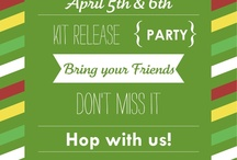 "April Housecalls Kit ""Gnarly Dude!"""