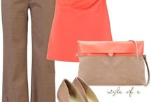 Business Casual / by Gabie A
