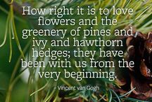 Garden / Nature Quotes / by Klehm Arboretum & Botanic Garden