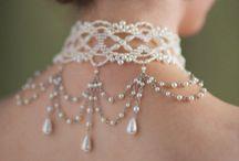 Women's  collars / Women's collar back