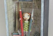 Muñecos tiernos