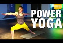 Fitness Master Class - Power Yoga - YouTube
