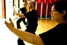 Berlin meditation & exercise