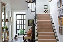 foyer, front hall / by Robin Weir Horner