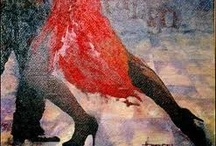 TANGO, FLAMENCO Y PASO DOBLE / by Anna Mancini