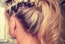 Hair / by Amanda Runyon