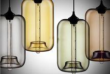 Luminaires en verre