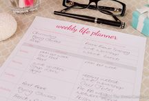 The Arena Planner / The vision of this board to talk about our life plan, success and goal management planner!