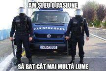Politia , jandarmeria