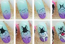 Icon nails design