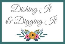 Dishing It & Digging It / Dishing It & Digging It is a link party that takes place every Sunday at 4 p.m. ET. We will be pinning every post featured at the party here! We encourage you to share your latest blog posts with us. If you would like to be a part of this board, make sure to follow us & please leave a comment on a pin with your email address for an exclusive invitation. Come join the party with us! #DIDI