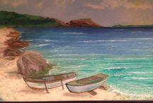 Suher's Oil Paints