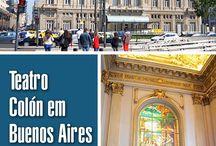 Argentina / Dicas e fotos de viagem da Argentina - América do Sul.
