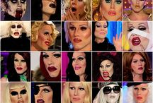 Rupaul's Drag Race / by Daniel B.