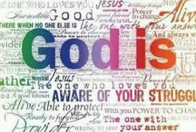 God / All about God. Inspiration, wisdom and love quotes. / by Carly Stroman