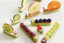 Healthy cute snacks
