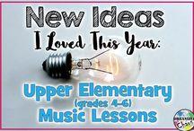 Grade 4-6 ideas