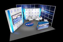 NASA TV Studio / NASA TV Studio, portable option / by kimmodesign
