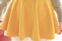 faldas de lujo