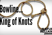 Knots / How-to videos and uses for knots of all kinds.