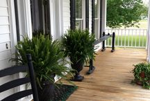 Southern Front Porch