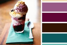 Colour / Colour palette inspiration  / by Pink Umbrella Designs