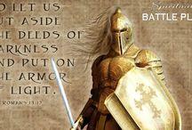 spiritual seminar / Spiritual Battle Plan - conquering any sin, overcoming porn addiction, drawing close to God, the armor of God