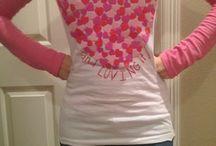 100th day shirts / by Amanda Rebert