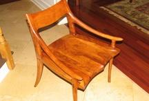 Low Back Tea Chair / by David Altshuler