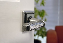 Pewter Door Handles / Delicious pewter finish handles and knobs for doors.  A selection from our huge range is below.