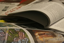 Books, Newspapers and Magazines