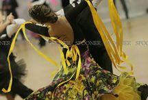 Towarzyski taniec