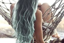 Beautiful hair colors and styles for women / by Sage Moon