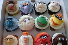 Cupcakes - the new cake / I will never make any of these, but I think they're cool. I'm not that patient (or talented) - thankfully other people are so I can just buy them!  :-) / by T. P.