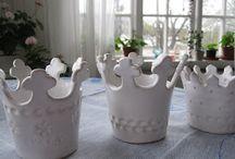 Ceramics and clay - Keramik och lera