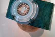 Aurora Designs Jewelry / I design and create beautiful vintage looking and contemporary jewelry including cuffs, necklaces, earrings, bracelets, etc., with high quality components.