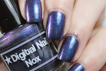 Digital Nails Stash / by Jody L.