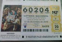 Sorteo decimo de loteria navidad