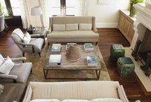 Home: Living Room Design / by Audrey Leishman-Kuzara