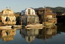 Home - Houseboat / by Grace Bartlett