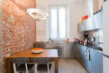 Studio apartments / Studio apartments in the center of Milan, fully furnished, cozy and with all the comforts needed